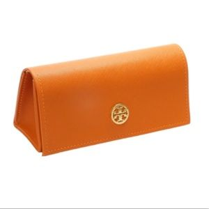 Aunthentic Tory Burch Glasses Case